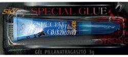 Sky Art Special Glue Gel (géles) Pillanatragasztó SPG3G, 3 G