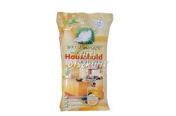 Softclean Univerzális,sárga,antibakteriális felülettisztító, 50 db