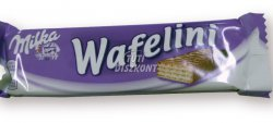Milka Wafelini Milk, 31 g