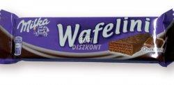 Milka Wafelini Chokomax, 31 g