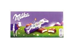 Milka táblás csokoládé Milkiniest X, 87.5 g