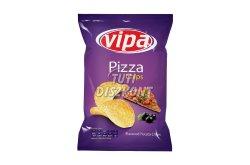 Vipa chips pizzás, 35 g