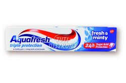 Aquafresh fogkrém Fresh&Minty, 100 ml