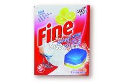 Fine 5 in 1 mosogatógép tabletta 40db, 800 g