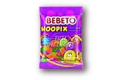 Bebeto hoopix gumicukor, 80 G