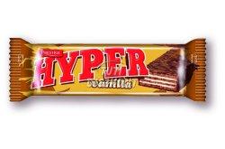 Hyper ostyaszelet vanília, 55 G