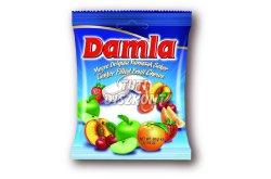Damla töltött puhakaramell gyümölcs ízű mix, 90 G