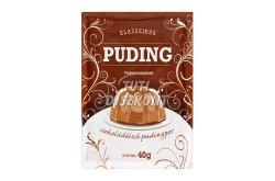 Klasszikus pudingpor csokoládé, 40 g