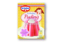 Dr. Oetker kislányfejes pudingpor puncs, 40 g
