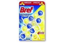 Bref Power Aktiv Lemon triopack, 150 g