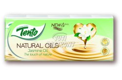 Tento Natural Oils Jázminolaj 4 rtg 10x10db, 10 db