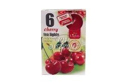 Teamécses illatos cherry, 6 DB
