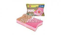 Bonus Duo karcmentes mosogatószivacs 2db-os B146, 2 db