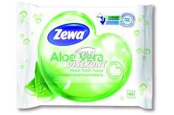 Zewa nedves toalett papír Aloe Vera, 42 db