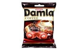 Damla töltött puhakaramell kávé ízű, 90 G
