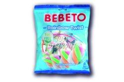 Bebeto Rainbow Twist pillecukor, 60 G