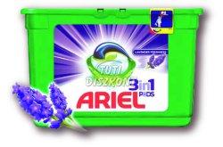 Ariel mosógél kapszula Levendula, 28 db