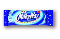 Milky Way szelet, 21.5 g