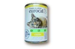 Euro cat cicakonzerv csirke, 415 g