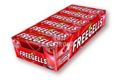 Freegells drops cherry, 31 g