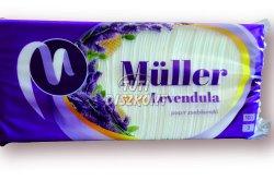 Müller papírzsebkendő 3 rétegű Méz- levendula, 100 db