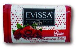 Evissa szappan 75gr Rózsa, 75 g