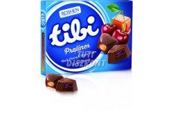 Tibi praliné cseresznye-csoki-karamell, 119 G