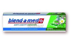 Blend-A-Med fogkrém AC Herbal, 100 ml
