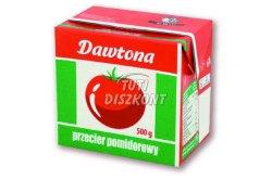 Dawtona sűrített paradicsom tetrapack, 500 g