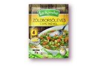 Lacikonyha zöldborsóleves csipetkével 4 tányéros, 77 G