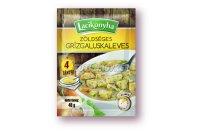 Lacikonyha zöldséges grízgaluskaleves 4 tányéros, 40 G