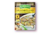 Lacikonyha májgombócleves csigatésztával 4 tányéros, 64 G