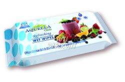 Aquella nedves törlőkendő gyümölcs illat, 15 db
