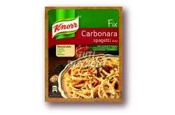 Knorr Fix Carbonara Spagetti alap, 26 g
