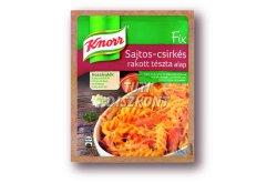Knorr Fix Sajtos-csirkés rakott tészta alap, 45 g