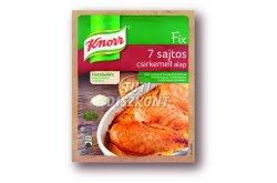 Knorr Fix 7 sajtos csirkemell alap, 35 g