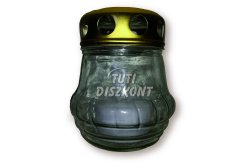 Kegyeleti üvegmécses Z 200, 1 DB