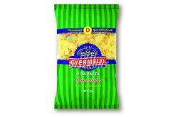 Gyermelyi Vita Pasta durum száraztészta Fodros kocka, 500 G