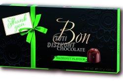Mieszko Bon Chocolate Hazelnut töltött praliné, 137 G