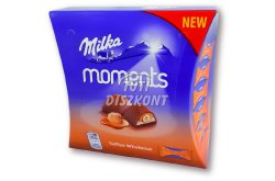 Milka Moments desszert Toffee, 97 G