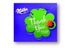 I Love Milka desszert Thank You csokikrémes, 110 G