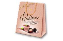 Vobro Praliné coffee-cream táskában, 197 G