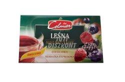 Celmar gyümölcstea erdei gyümölcs, 34 g