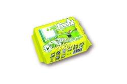 FeelX univerzális nedves tisztítókendő, 72 db