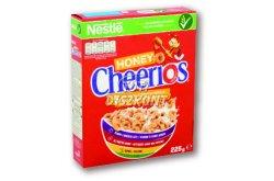 Nestlé gabonapehely Cheerios, 225 g