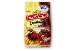 Győri Édes keksz Duplajó kakaó, 150 g