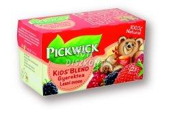 Pickwick gyerektea erdei gyümölcs 20*2g, 40 g