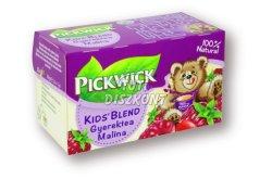 Pickwick gyerektea málna 20*1,5g, 30 g