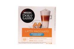 Dolce G.kávékapszula latte macchiato cuk.mentes, 164 G