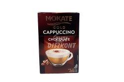 Mokate Gold cappuccino dobozos 8x12,5g csoki, 100 G